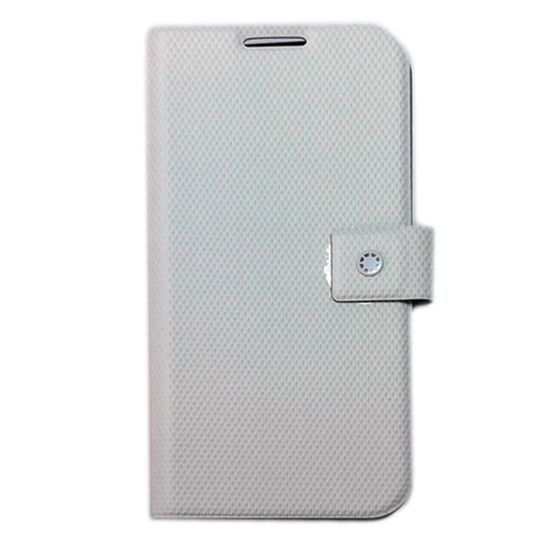 Θηκη Book Fenice Diamante Για Samsung i9500 Galaxy S4 Άσπρη