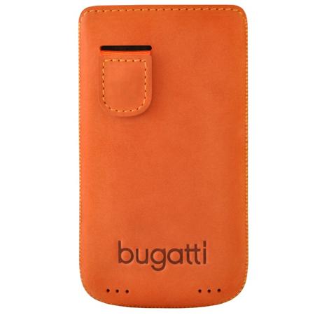 Θηκη Bugatti Για iPhone 4 / 4S Perfect Velvety Mandarin