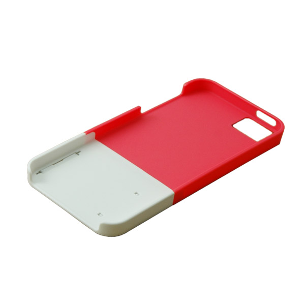Θηκη X-doria Για iPhone 5/5s/5se Kick Ροζ / Άσπρη